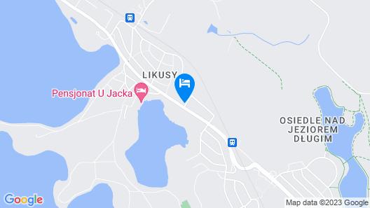 Baltycka44 Rooms & Apartments Map