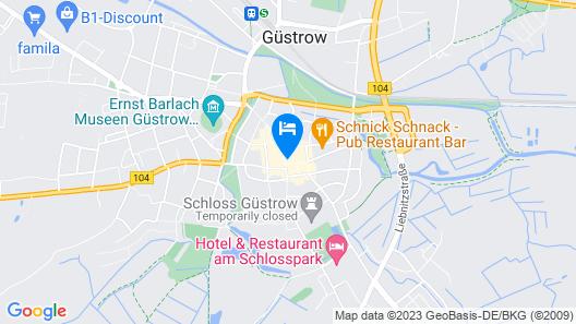 sweet dream hostel & pension Map