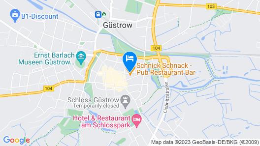 Ringhotel Altstadt Map
