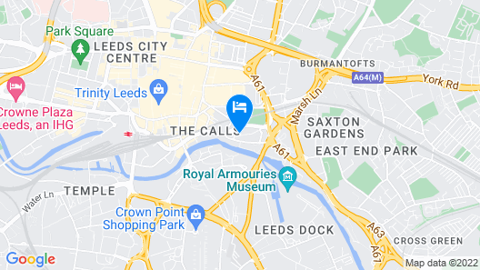The Bells Map