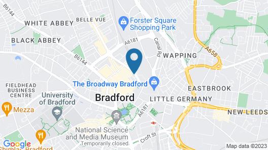 43 Cheapside chambers Map