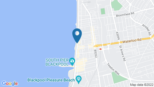 Seafront419 Map