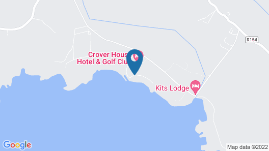 Crover House Hotel Map