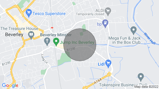 Ingle Mews - Accomadates 1 - 7 People Map