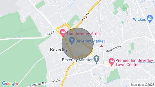 Morleys Mews Map