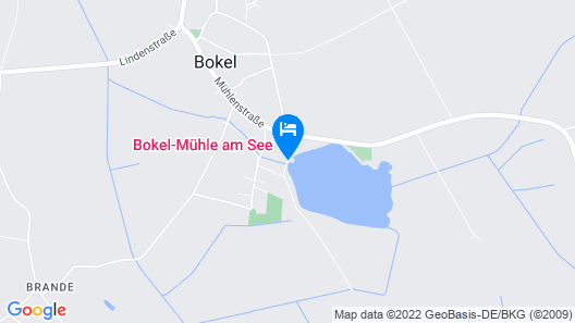 Bokel-Mühle am See Map