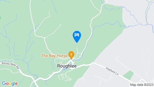 Middlewood Farm Cottage Map