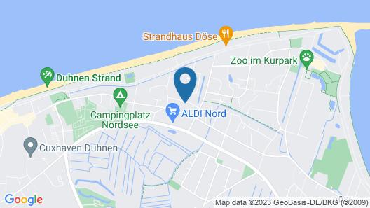 Haus Mühlentrift Map