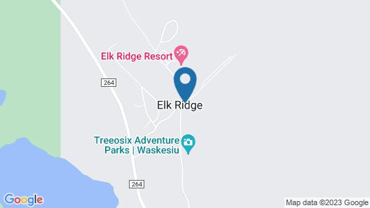 Elk Ridge Resort Map