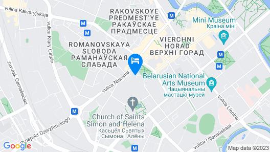 Boutique Hotel Buta Map