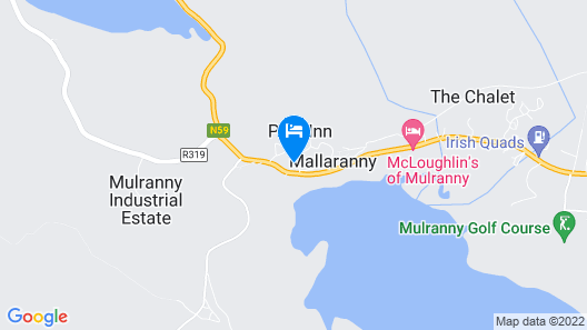 Great National Mulranny Park Hotel Map