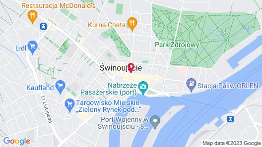 Stawa Hostel Map