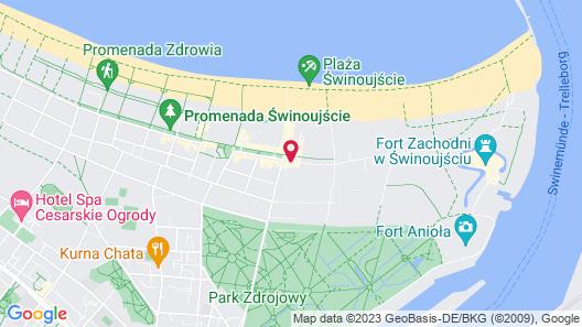 ApartPark Baltic Home Map