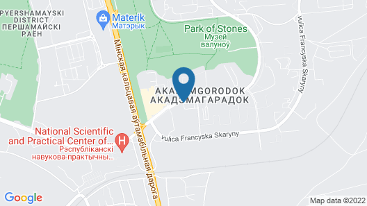IT Time Hotel Map