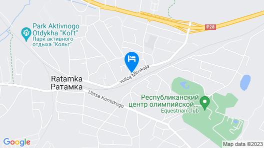 Robins Club Map