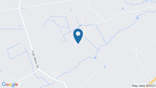 Harrogate Country B&B Map