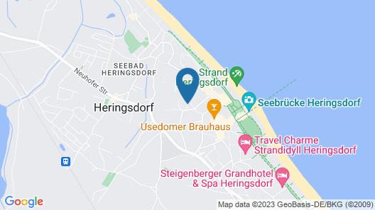 Hotel Wald und See Map
