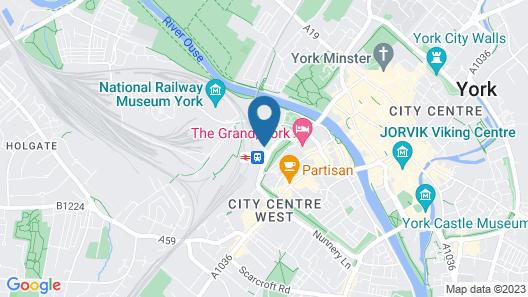 Principal York Map