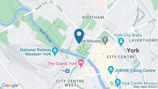Jorvik House Map