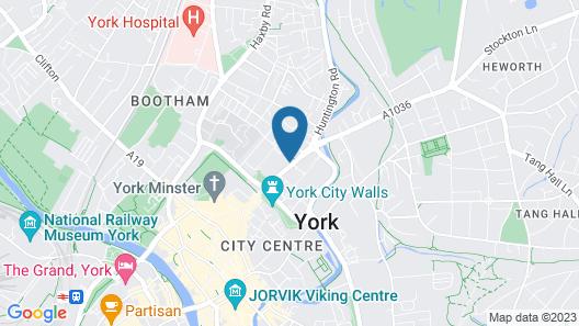 Diamonds Inn Ltd Map