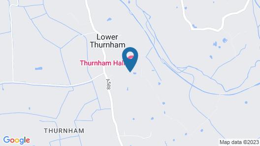 Thurnham Hall by Diamond Resorts Map