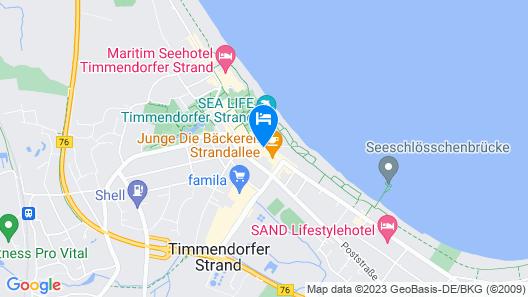 Holsteiner Hof Map