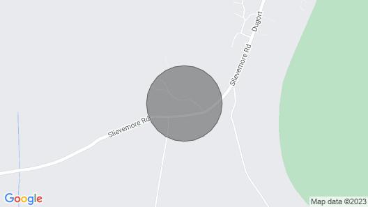 An Chreig Mhor Map