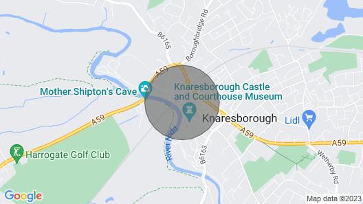 Clovelly House Map