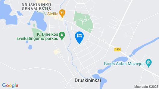 De Lita Map