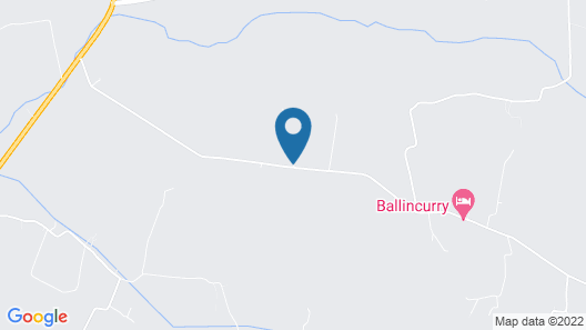 Hawthorn Farm Cottage Map