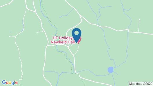 Newfield Hall Map