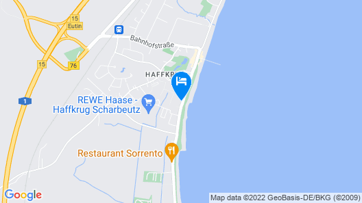 Apartment / App. for 2 Guests With 65m² in Haffkrug Map