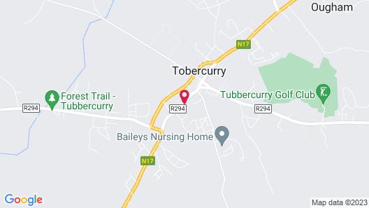 Murphy's Hotel Map