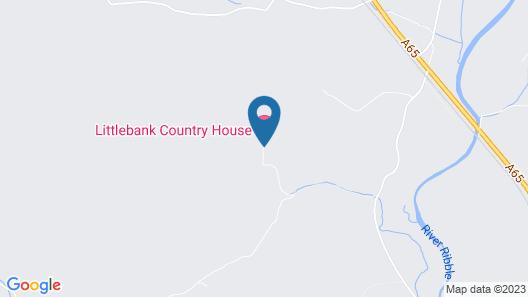 Littlebank Country House Map