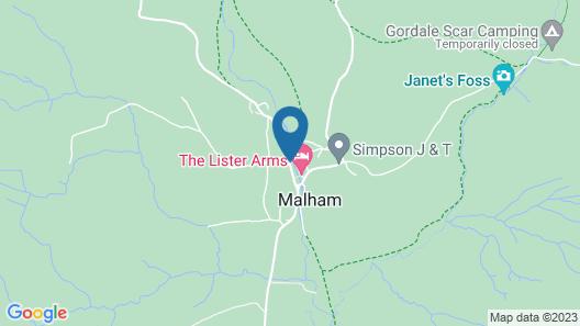 Rose Cottage Map
