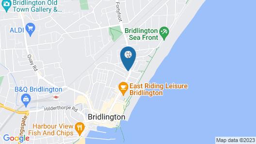 Longcroft Lodge Map