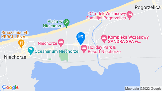 Puchacz Spa Map