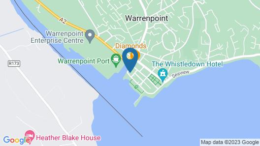 The Lough & Quay Map