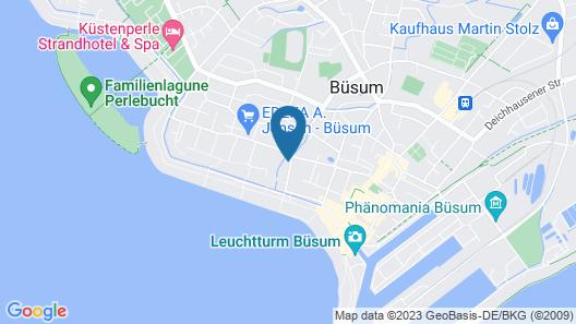Aparthotel Bernstein Map
