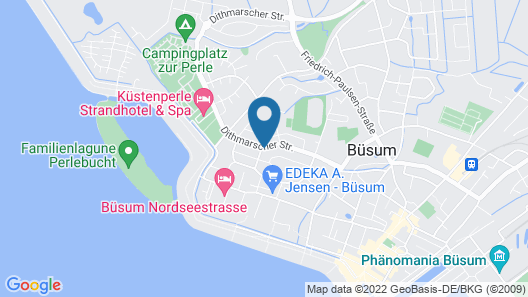 Hotel Windjammer Map