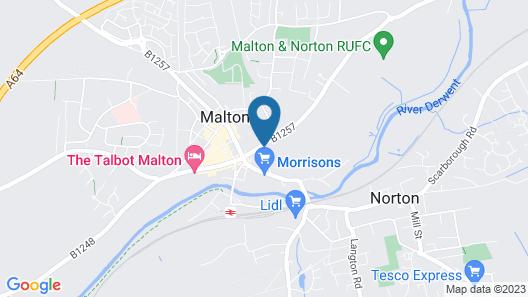 Beech View, Malton Map
