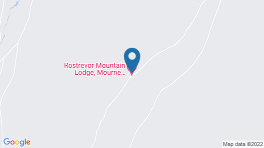 East Coast Adventure Centre Glamping Map