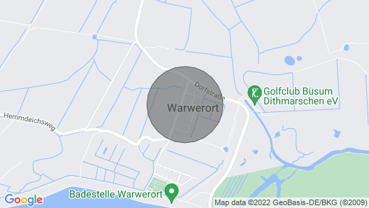 2 Bedroom Accommodation in Warwerort Map