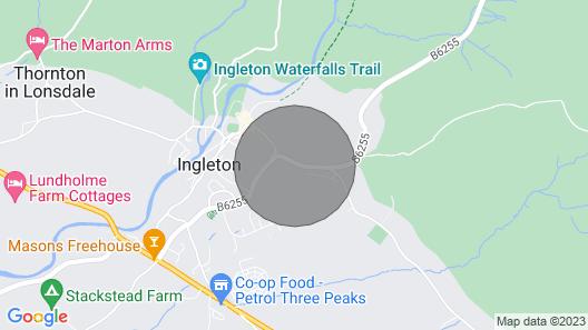 2 Storrs Cottages Map