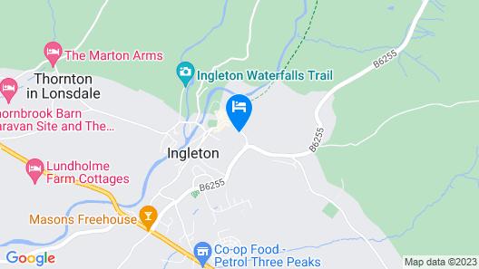 Wheatsheaf Map
