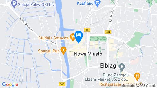 Hotel Viwaldi Map