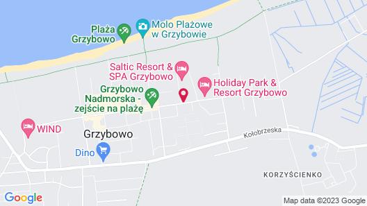 Saltic Resort & SPA Map