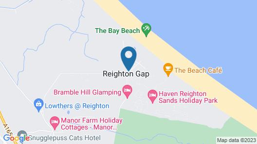 Reighton Sands 2 Map