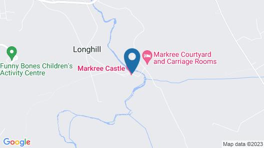 Markree Castle Map