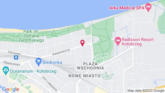 Doris Spa Map